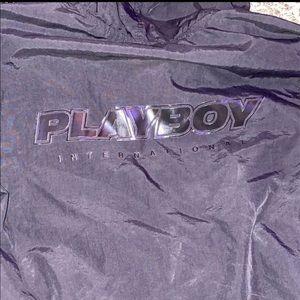 PLAYBOY Tops - Playboy windbreaker